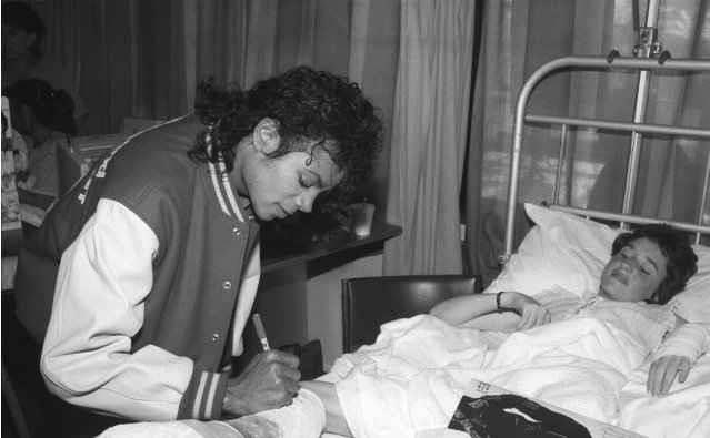 hospital boy
