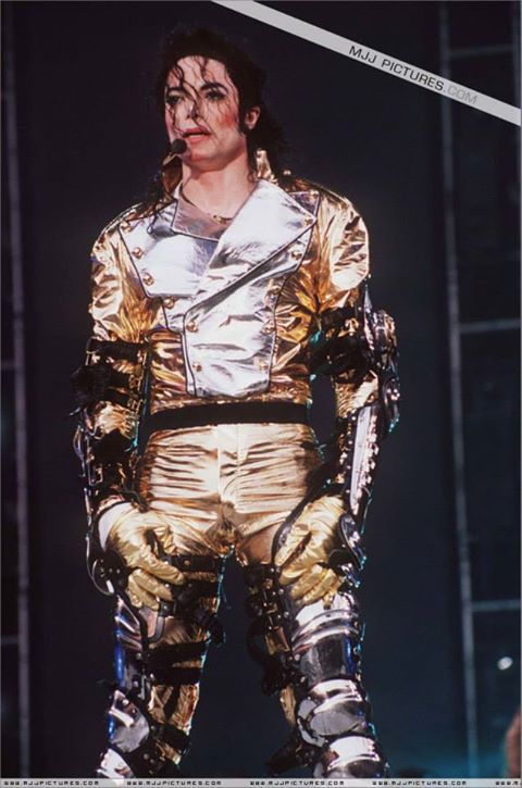 golden pants