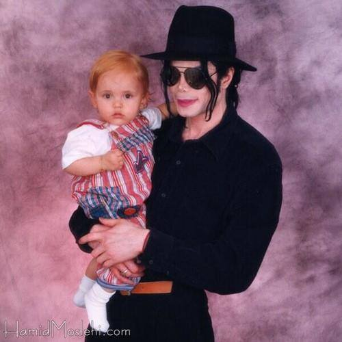 daddy and prince