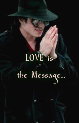 love is my message