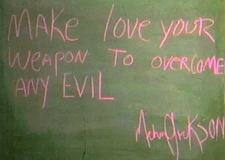 love your weapon
