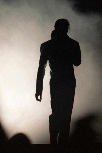 silhouette three
