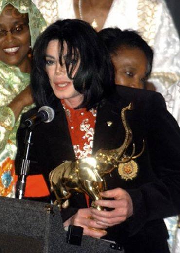 african award dc