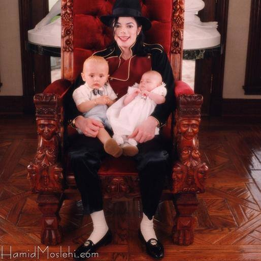 paris, prince and daddy