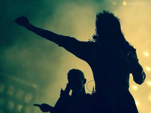 DANGEROUS WORLD TOUR FOUR