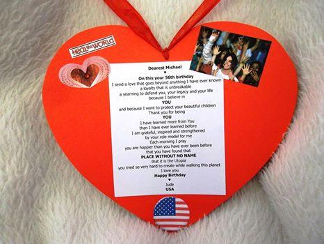 Bev's hearts